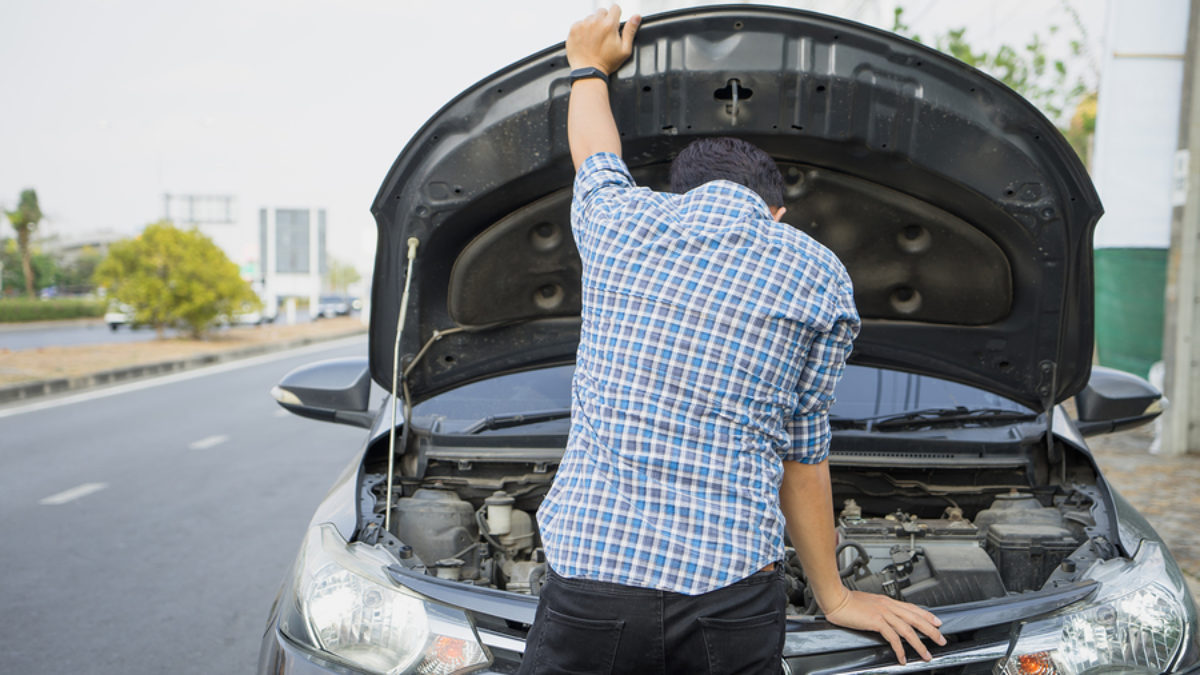 Sell Your Engine Problem Car for Cash