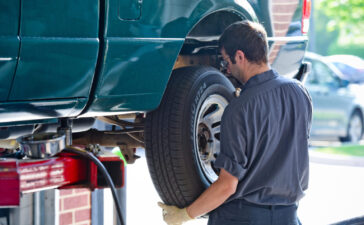 When Should I Replace The Tires On My Truck?