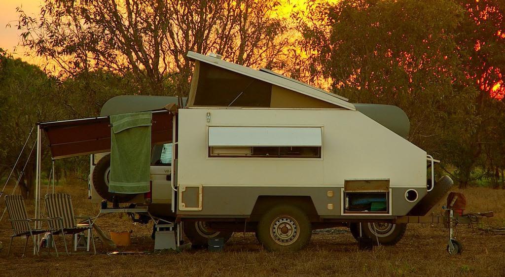 Opting For Small Off-Road Caravans
