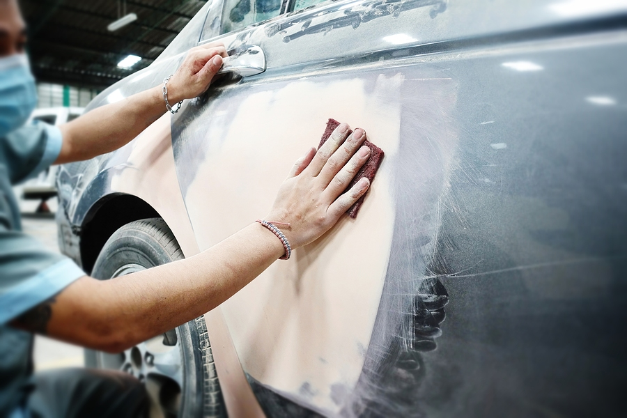 What Should You Do If Your Car is Dented?
